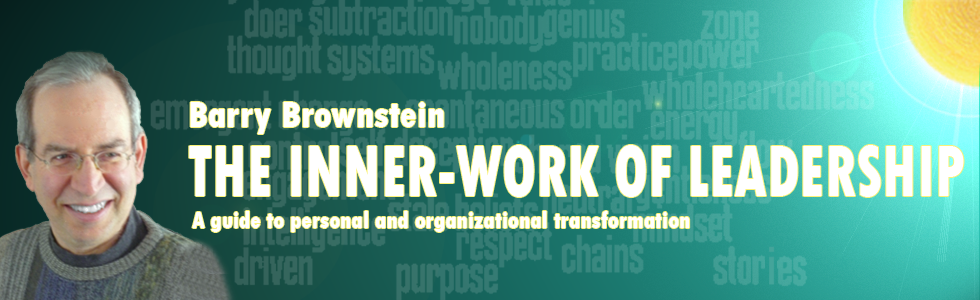 The Inner-Work of Leadership